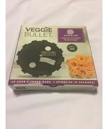 NEW Veggie Bullet Udon 5mm Steel Blade VB-BX074-23 spirals noodles - $6.00