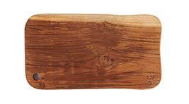 Loyal Adams Teak Sono Kitchen Rectangle Wooden Chopping Serving Cutting Bread Bo