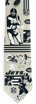 New York Jets Mens Necktie NFL Football Team Players Neck Tie Sports Fan... - €29,04 EUR