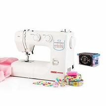 Usha Janome Allure Automatic Zig-Zag Electric Sewing Machine (White) with Free S - $575.00