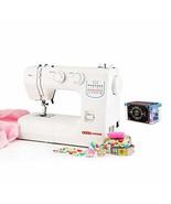 Usha Janome Allure Automatic Zig-Zag Electric Sewing Machine (White) wit... - $575.00