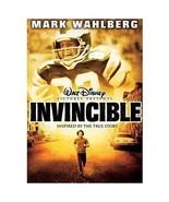 Invincible (DVD, 2006, Widescreen) - $1.95