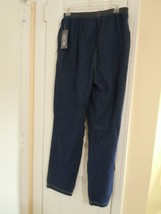 CHEROKEE Womens Size 12A JEANS w/STRETCH WAISTBAND (NWT 16.99) Take 40% ... - $10.09