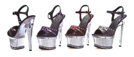 Ellie Shoes Volume 39 649-Zane - Purple - $67.99