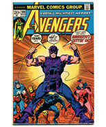 Avengers 109 NM- 9.2 Marvel 1972 Hawkeye Iron Man Black Panther Captain ... - $84.15