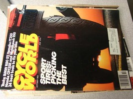 Cycle World Magazine October 1983 - $6.93