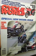 Cycle World Magazine December 1983 - $6.93