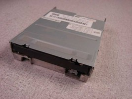 Dell Optiplex GX270 GX260 FDD Floppy Drive With Rails 01K304 TEAC FD-235HG - $14.85