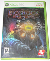 XBOX 360 - BIOSHOCK 2 - 2K GAMES  (Complete with Manual) - $8.00