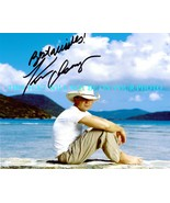 KENNY CHESNEY AUTOGRAPHED AUTOGRAPH 8x10 RP PHOTO BEAUTIFUL ISLANDS PICTURE - $17.99