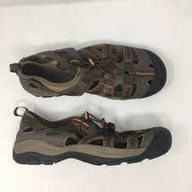 Keen Men's Sz 11.5 Owyhee Brown Sport Sandals Trail Walking Water Shoe 1002165 - $38.49