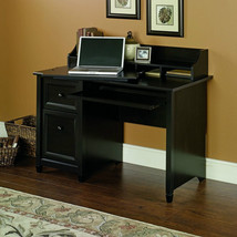 Small Computer Desk Laptop Storage Writing Home Office Compact Space Sav... - $349.55
