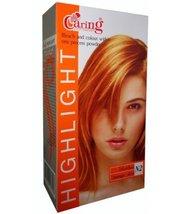 Hair Bleaching Highlight Dye Caring One Step Orange - $18.97