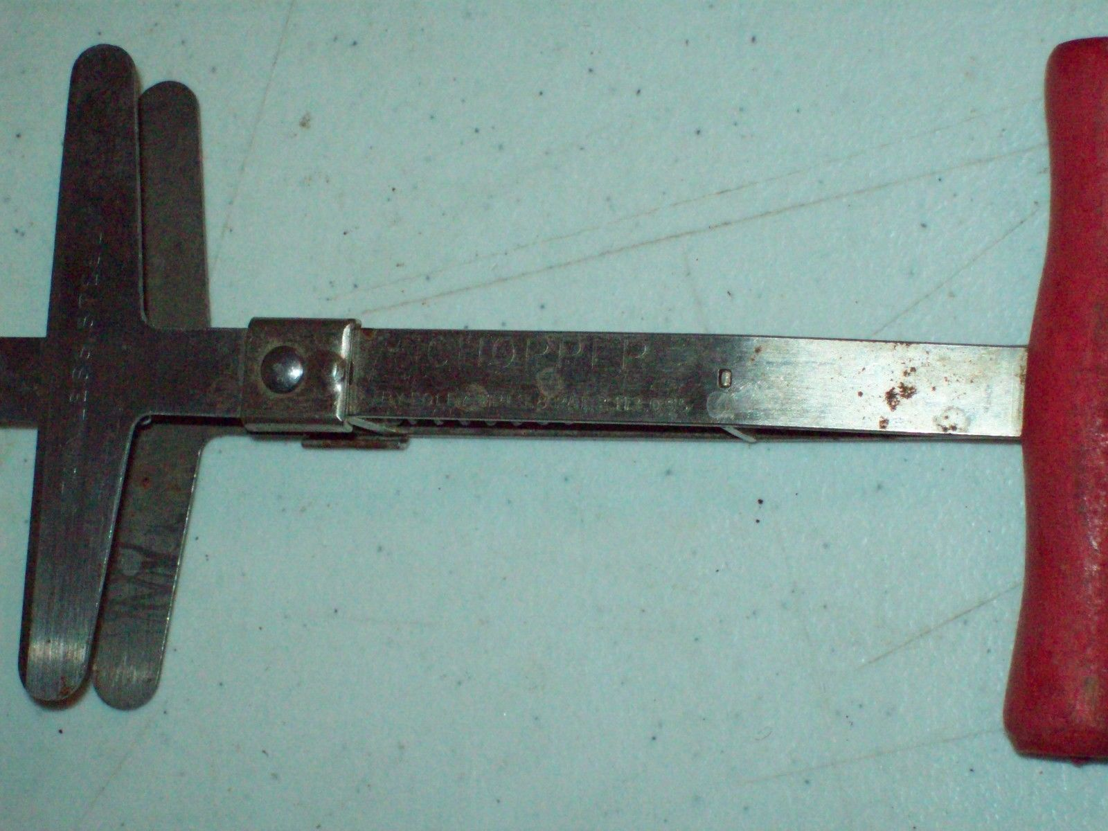 Vintage Foley Triple Blade Chopper Kitchen and 50 similar items