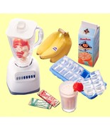 Re-Ment Strawberry Banana Fruit Smoothies Blend... - $89.97