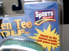 1999 Tiger Electronics Incredible Technologies Sports Feel Games Golden Tee Golf image 2
