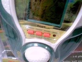 1999 Tiger Electronics Incredible Technologies Sports Feel Games Golden Tee Golf image 5