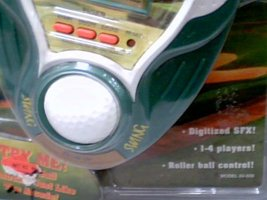 1999 Tiger Electronics Incredible Technologies Sports Feel Games Golden Tee Golf image 6