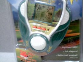 1999 Tiger Electronics Incredible Technologies Sports Feel Games Golden Tee Golf image 7
