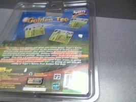 1999 Tiger Electronics Incredible Technologies Sports Feel Games Golden Tee Golf image 8
