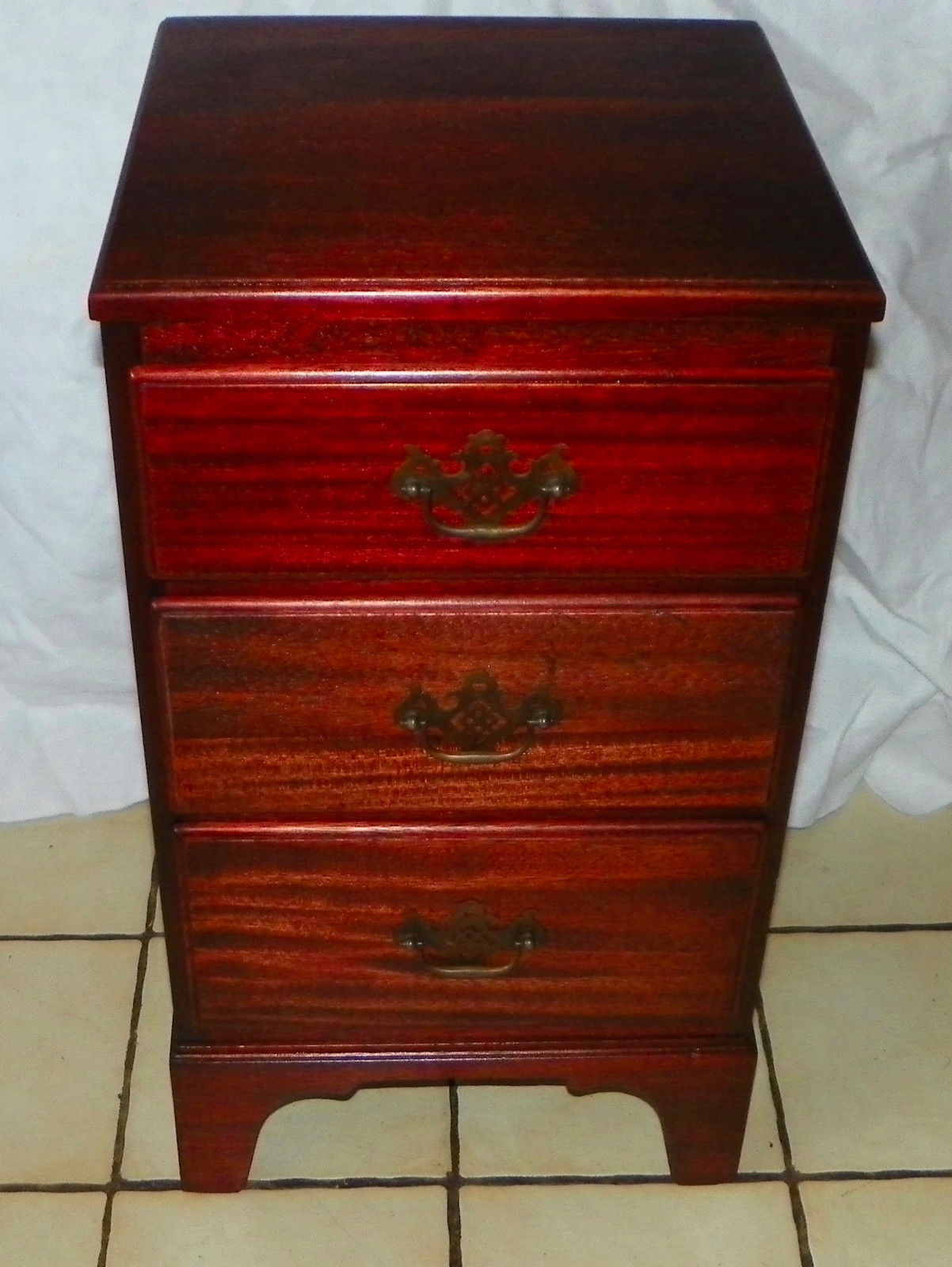 Mahogany Nightstand by Imperial