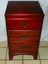 Mahogany Nightstand by Imperial - $399.00