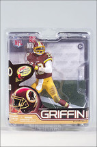 ROBERT GRIFFIN III NFL Mcfarlane 31 Action Figure NEW! - $9.84