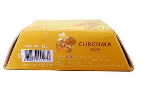 Ingon Curcuma Soap 85 G
