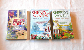 Sherryl Woods-3 of the Rose Cottage series-paperbacks For the Love of Pete - $4.99