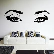 Vinyl Wand Aufkleber Damen Ösen,Silhouette Sexy... - $11.39 - $66.32