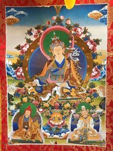 """35"""" Collection Decorative Chinese Tibetan Thangka Painting Get Rid of th... - $121.54"""