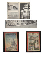 CIRCA 1930'S WASHINGTON THE NATION'S CAPITOL-AS SEEN THROUGH THE EYE OF ... - $29.99