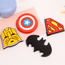 1Pcs Random Novelty Super American Heroes Fridge Magnet Sticker Refriger... - $6.46