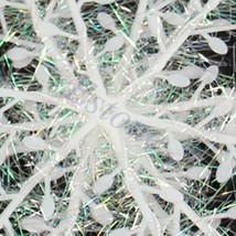 30pcs/lot Christmas Snowflake Hanging Decoratio... - $10.09
