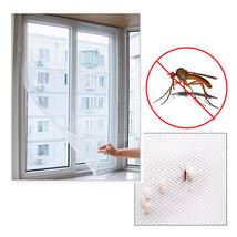 200cmx 150cm DIY Flyscreen Curtain Insect Fly Mosquito Bug Window Mesh S... - $10.51