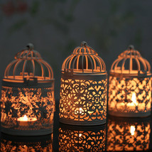 1 PC Decorative Moroccan Lantern Votive Candle Holder Hanging Lantern Vi... - $15.88