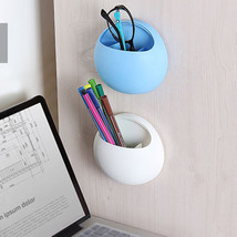 Wall Suction Cup Toothbrush Rack Toothpaste Hol... - $10.10