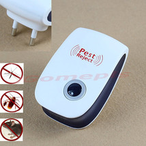 Electronic Ultrasonic Anti Mosquito Insect Mouse Pest Repellent Repeller... - $11.07