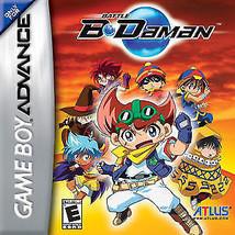 Battle B-Daman (Nintendo Game Boy Advance, 2006) - $3.71