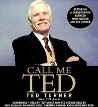 Call Me Ted : My Life, MyWay by Bill Burke and Ted Turner (2008, CD, Una... - €17,61 EUR