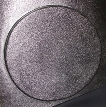 """Round Concrete Steppingstone Mold Makes 100s of 16""""x2.25"""" Stones for Pennies Ea  image 3"""