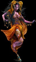 Haunted Talisman Djinn Love Sex Power Wisdom Knowledge Strength Peace Healing - $100.00