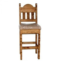 "26"" Bar Stool With Padded Cushion - $222.75+"