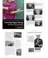 Learning Bagua Zhang Chinese Martial Art Change book Ted Mancuso Qigong ... - $29.95