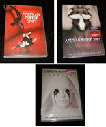 American Horror Story DVD  Lot Seasons 1 to 3 - £19.89 GBP