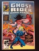 Original Ghost Rider Rides Again 1991 #1 9.2 NM... - $3.96