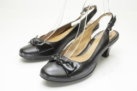 Sofft 7.5 Black Slingback w/ Bow - $42.00