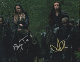 Alycia Debnam Carey & Eliza Taylor Signed Photo 8X10 Rp Autographed The 100 - $19.99