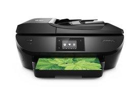 HP OfficeJet 5740 Wireless All-in-One Photo Pri... - $72.08