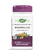 Nature's Way Boswellia 307mg/Serving Join Movility 60 Vegetaian Tablets - $27.87